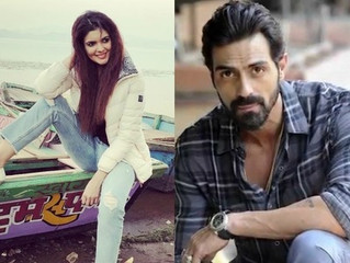 Ihana Dhillon to sizzle alongside Arjun Rampal in new item song