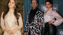Deepika Padukone, Alia Bhatt to be First Guests on 'Koffee With Karan' Season 6