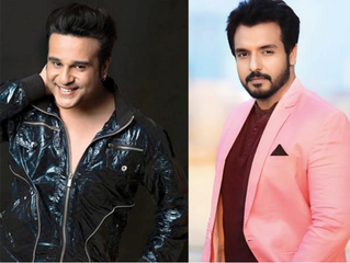 Vinay Anand and Krushna Abhishek team up for a multi-starrer