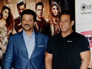 Nostalgia and humour dominated the trailer launch of 'Race 3'