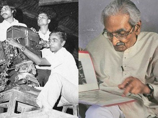 India's oldest cinematographer Ramananda Sengupta passes away