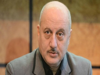 Anupam Kher: Will work as a team with FTII students