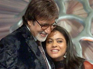 Kajol and Amitabh Bachchan reunite for Helicopter Eela after 17 years