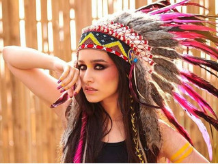 Shraddha Kapoor faces a backlash for her Native American avatar in Dabboo Ratnani photoshoot
