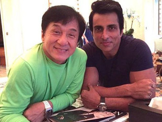 Sonu Sood gets Farah Khan to choreograph for his film with Jackie Chan