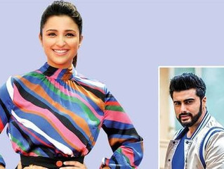Parineeti Chopra shoots in Gurgaon's gated complex amidst tight security