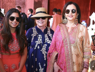 Beyoncé, Bhangra and a Bill in the Millions: The Wedding That Has India Obsessed
