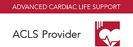 Advanced Cardiac Life Support Provider