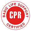 CPR Certified badge