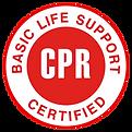 CPR Certified badge
