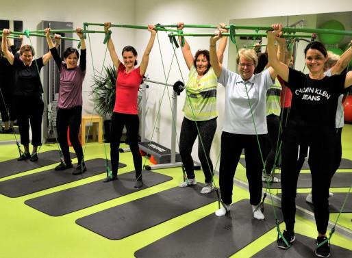 """Wirbelsäulengymnastikkurs - """"ein starker Rücken"""""""