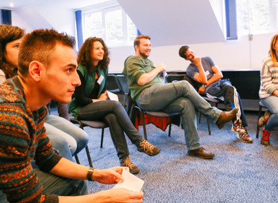 Train the trainer: Falmouth & Exeter Universities