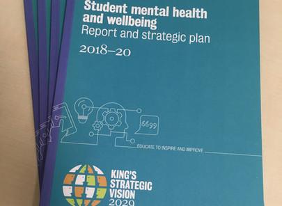Strategy development: King's College London