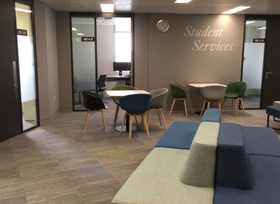 Space design: King's College London