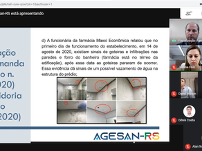 Agesan-RS é referência para Arsal