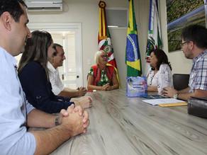 NOVA SANTA RITA ASSINA PROTOCOLO DE INTENÇÕES DE ADESÃO À AGESAN-RS.