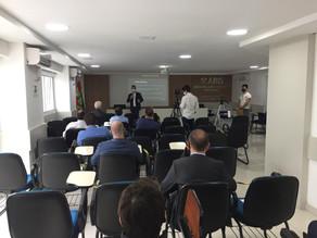 Agesan-RS participa de curso sobre licitações e contratos