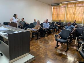 REUNIÃO ORDINÁRIA DO CONSELHO SUPERIOR DE REGULAÇÃO DA AGESAN-RS