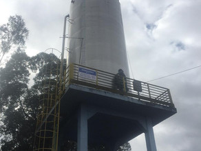 Agesan-RS fiscaliza abastecimento de água em São Sebastião do Caí