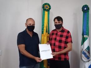 Tramandaí assina protocolo para se consorciar à Agesan-RS