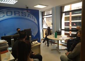 Agesan-RS fiscaliza serviço de Relacionamento com o Cliente da Corsan