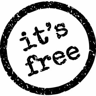 2020 Festival is FREE!