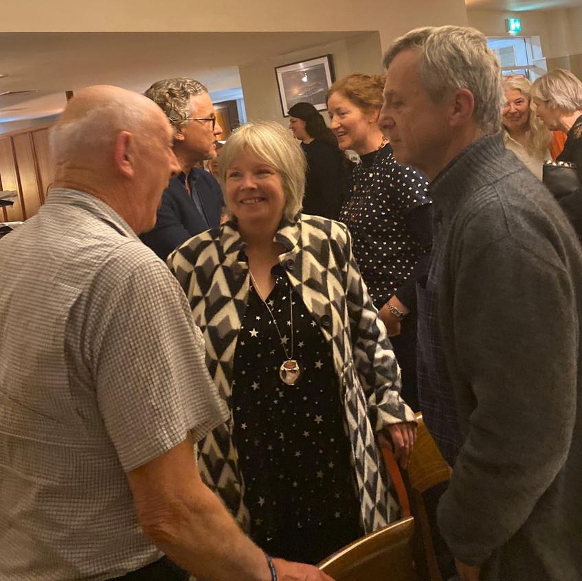 Terry, Fiona and Bob too!