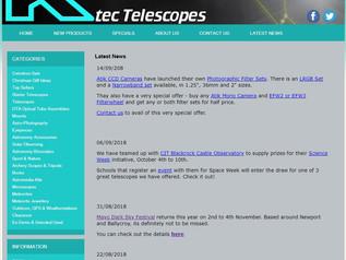 Ktec Telescopes