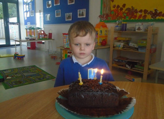 Ollie's Birthday