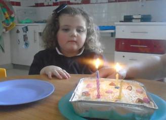 It's Isla's Birthday!