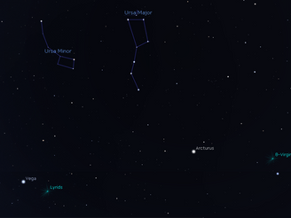 Catch a meteor shower tonight!
