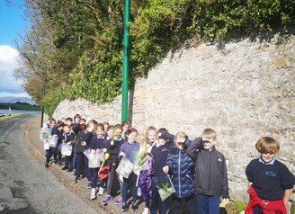 Field Trip for 2nd class