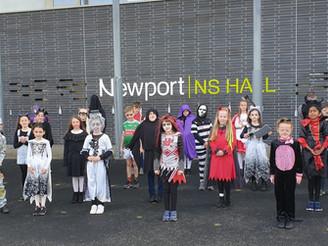 3rd Class Halloween