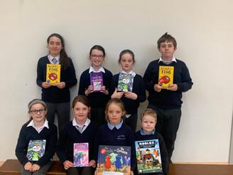 Book Fair Winners
