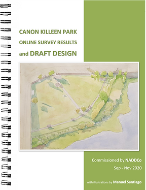 Canon Killeen Park Survey Results and De