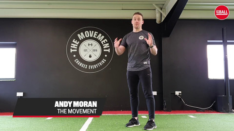 PE Classes with Andy Moran