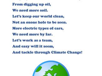 Climate Change poem