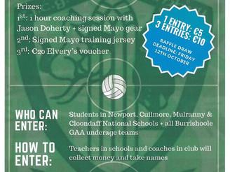 Burrishoole GAA fundraisers