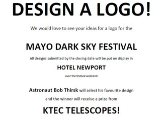 Mayo Dark Sky Festival Design Competition