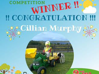 Farm Safety Competition winner