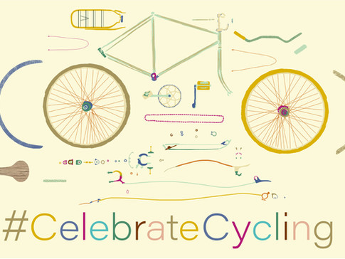 #CelebrateCycling