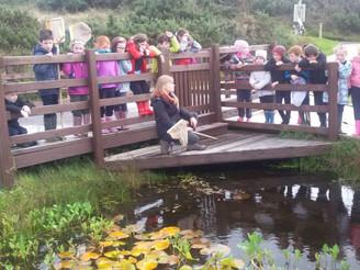 2nd Class visit to Ballycroy NP