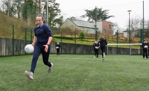 Sports training with Brian McLoughlin