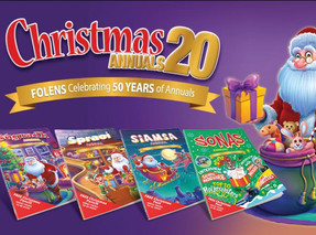 Christmas Annuals