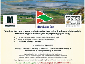Clew Bay Writing Competition