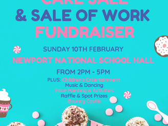 Fundraising Sale of Work