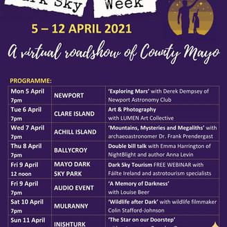 International Dark Sky Week