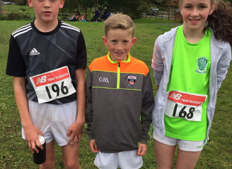 Mayo Schools Cross Country Results!