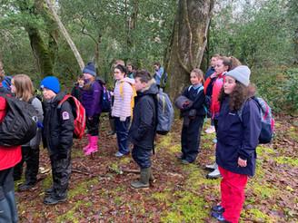 5th Class visit Brackloon