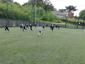 Junior Infants Sports Day
